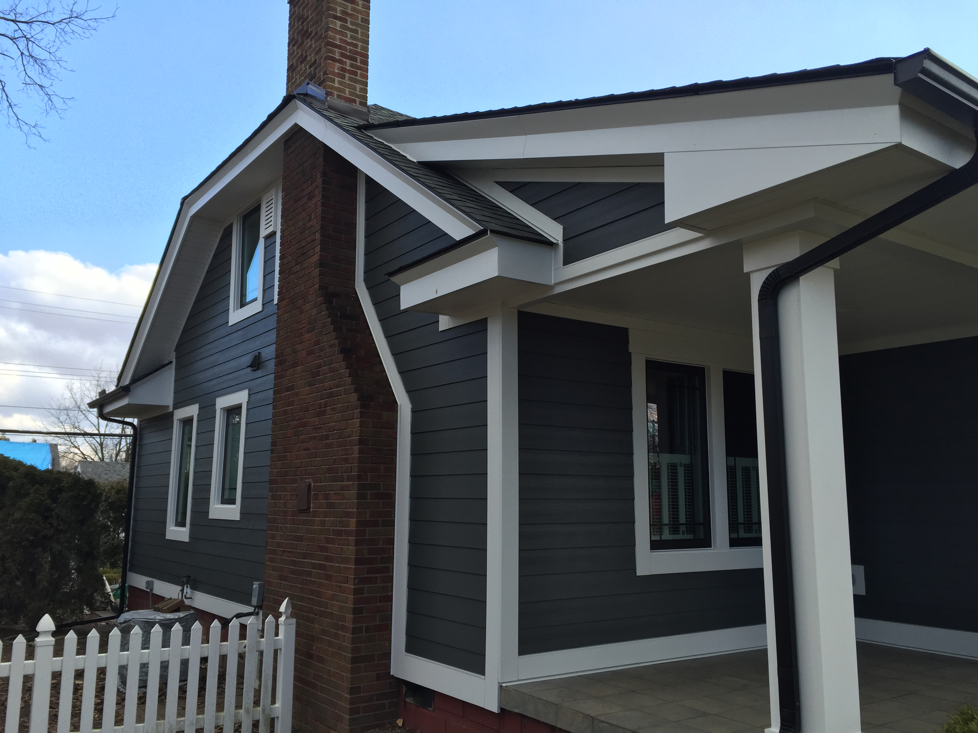 James Hardie Makeover In Plymouth Jay Bilt